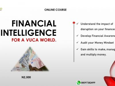 FINANCIAL INTELLIGENCE for a VUCA World